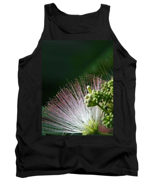 Tank Top featuring the photograph Mimosa Whiskers by John Glass