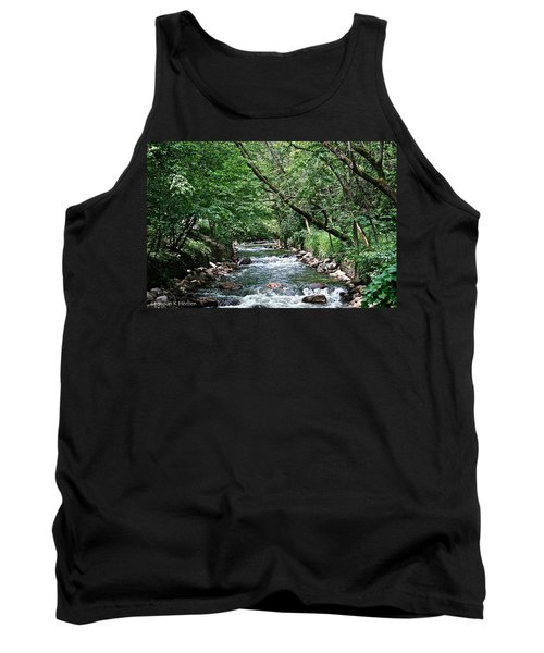 Minnehaha Creek Tank Top