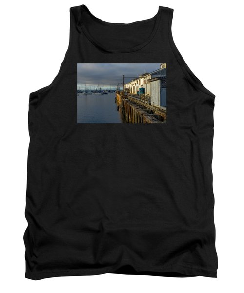 Monterey Commercial Wharf Tank Top