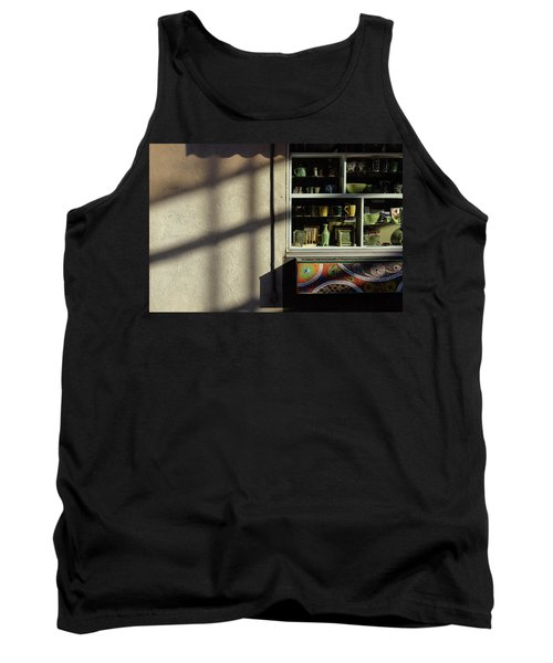 Morning Shadows Tank Top by Monte Stevens