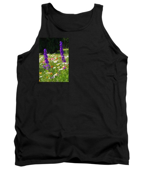 Ncdot Planting Tank Top by Kathryn Meyer