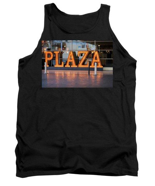Neon Plaza Tank Top