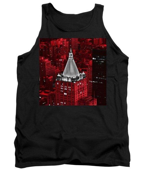 New York Life Building Tank Top