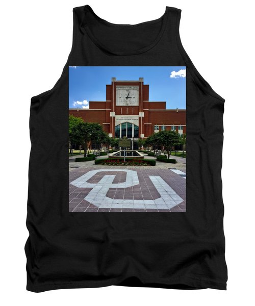 Oklahoma Memorial Stadium Tank Top by Center For Teaching Excellence