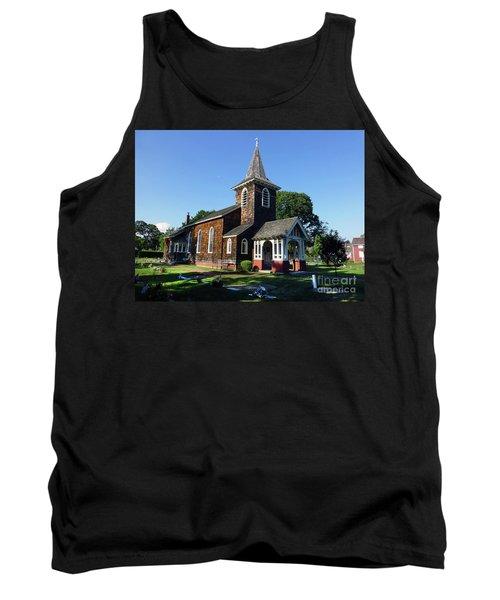 Old Grace Church Massapequa  Tank Top