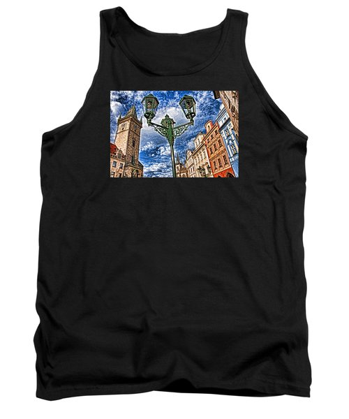 Old Town Prague  Tank Top