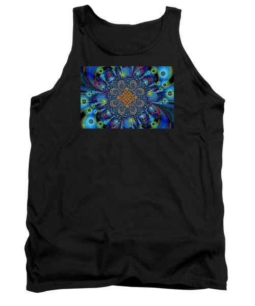 Past Life Tank Top by Jim Pavelle