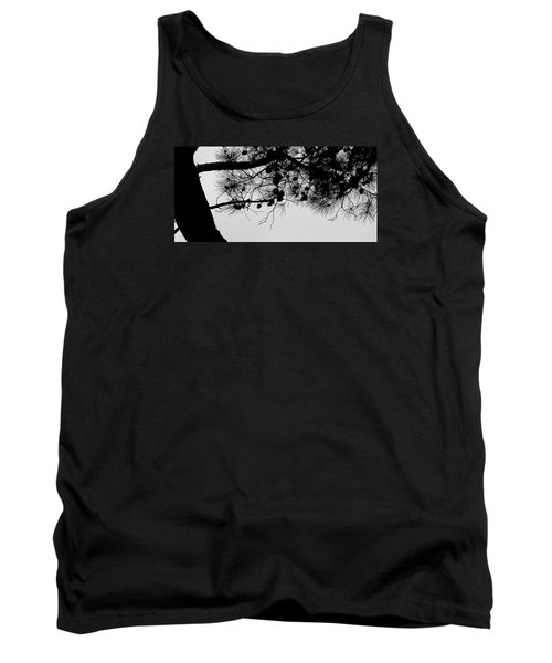 Pine Cone Branch Tank Top
