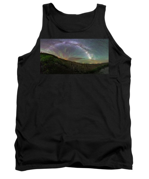 Tank Top featuring the photograph Pinnacles  by Aaron J Groen