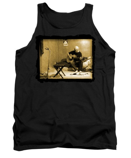 Play The Blues Tank Top