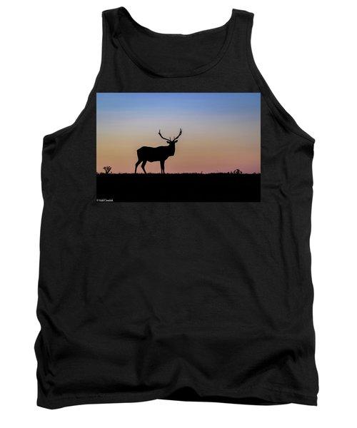 Point Reyes Elk Tank Top