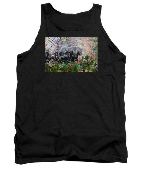 Ponies Tank Top