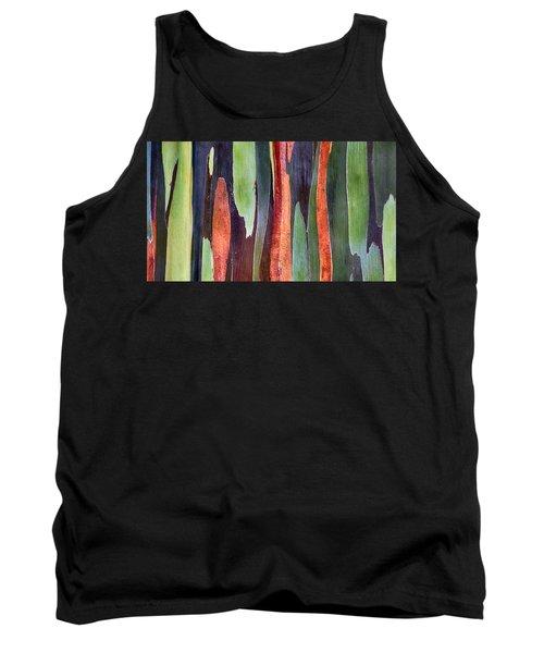 Rainbow Eucalyptus Tank Top