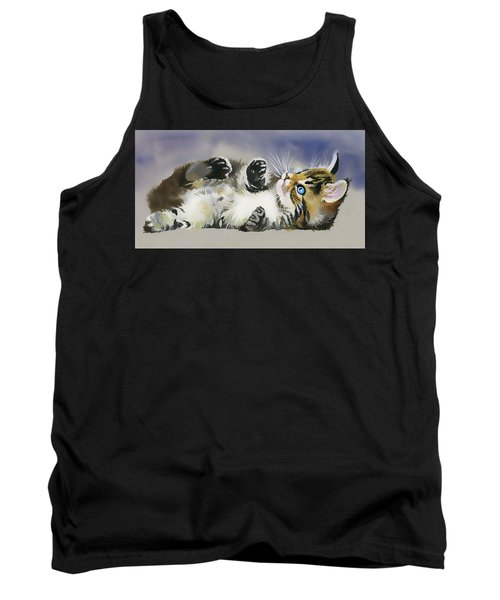 Resting In The Lord Tank Top