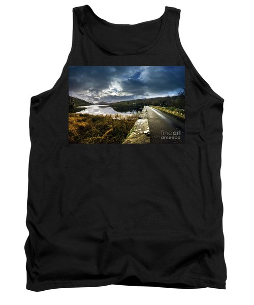 Road To Snowdon Tank Top