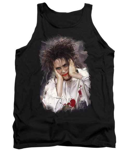 Robert Smith - The Cure Tank Top