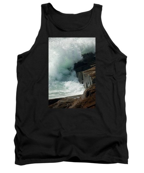 Salty Froth Tank Top