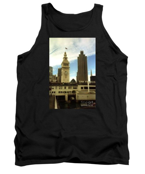San Francisco Port Tank Top