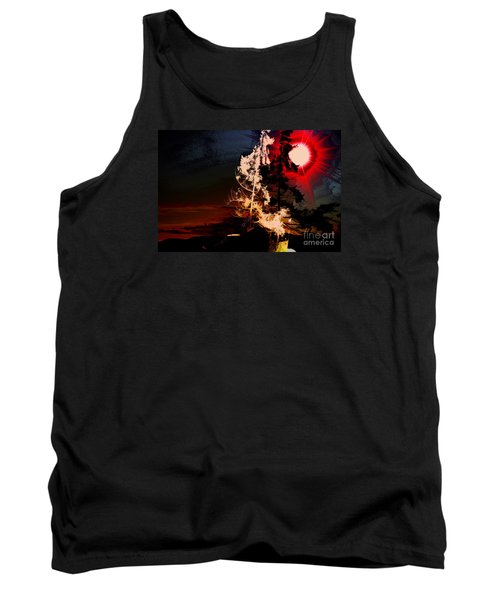 Sechelt Tree Tank Top