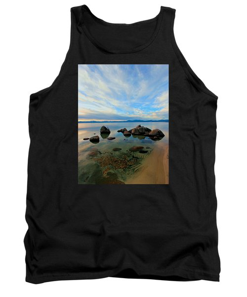 Serenity  Tank Top by Sean Sarsfield