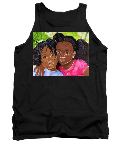 My Little Sister Tank Top