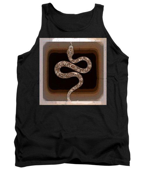 Snake Tank Top