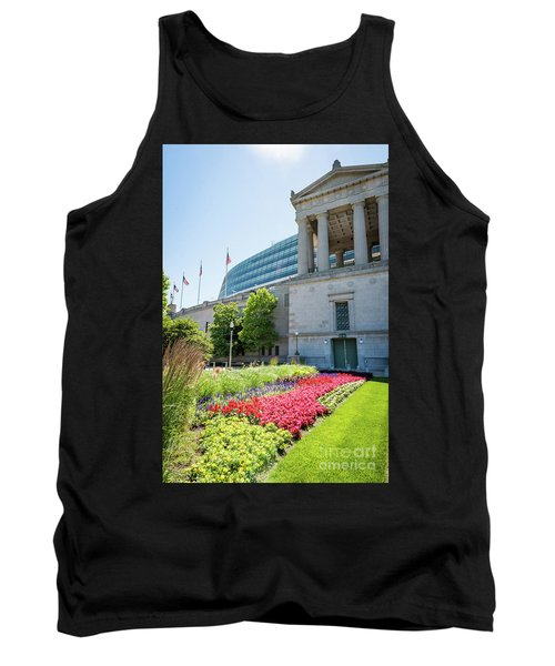 Soldier Field Tank Top