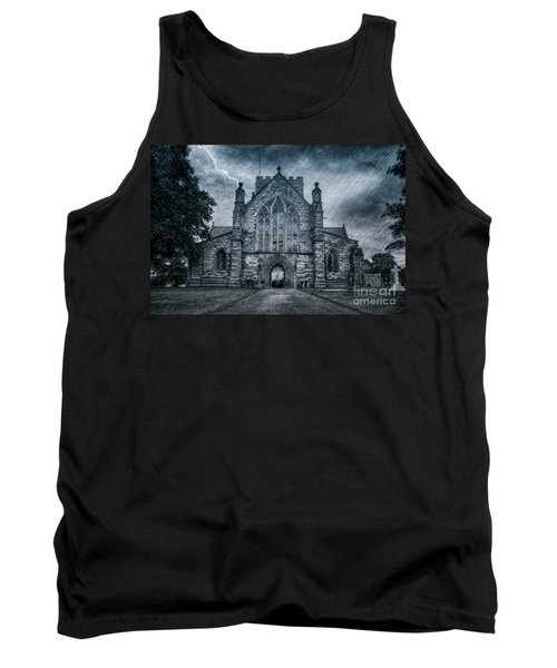 St Asaph Cathedral Tank Top