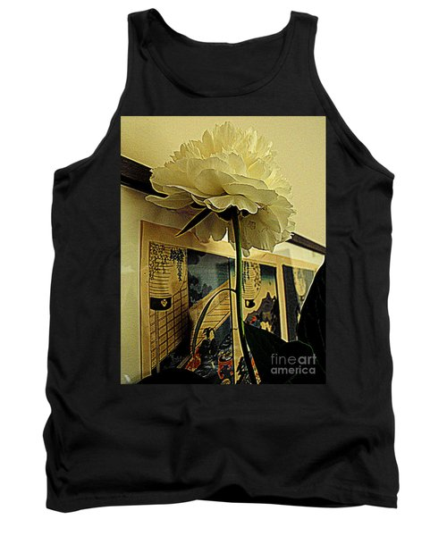 Tank Top featuring the photograph Standing Tall by Nancy Kane Chapman