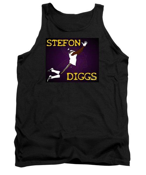 Stefon Diggs Tank Top