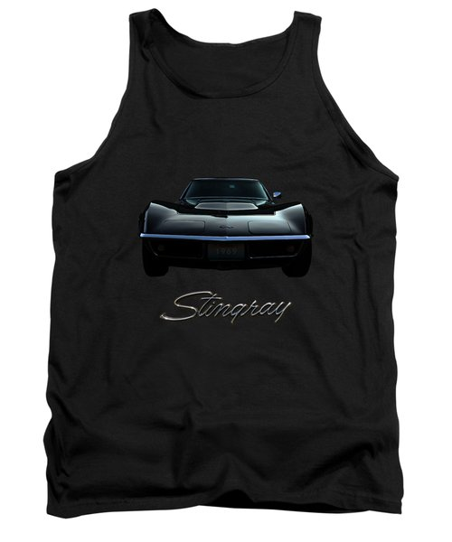 Stingray Tank Top by Dennis Hedberg