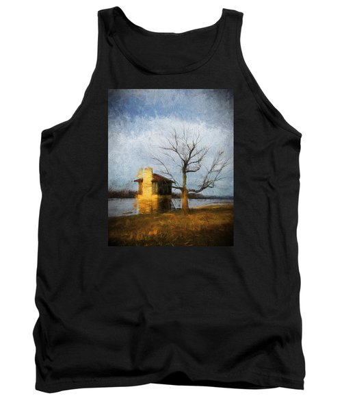 Tank Top featuring the photograph Sunrise by John Freidenberg