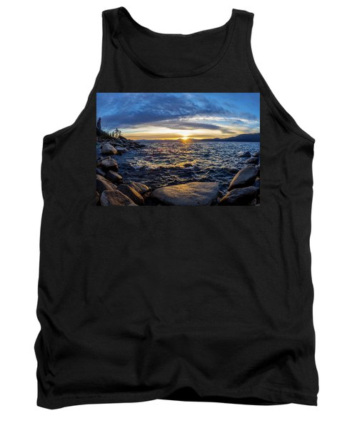 Tahoe Sunset Tank Top