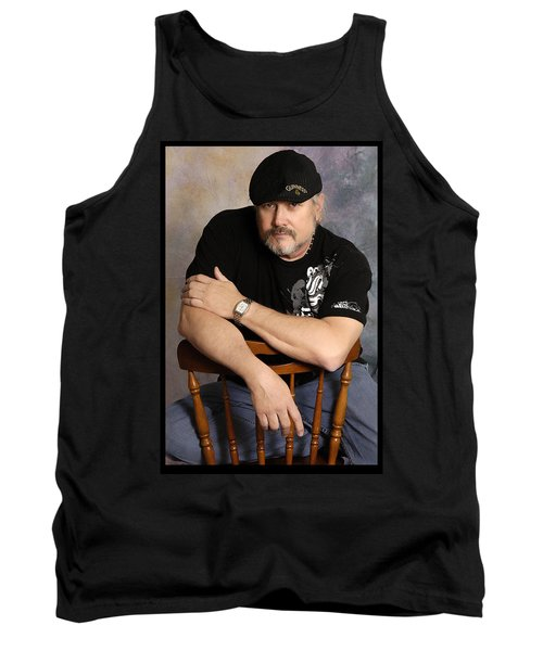The Artist Tank Top by Clayton Bruster