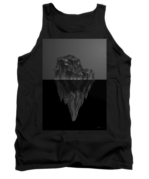 The Black Iceberg Tank Top