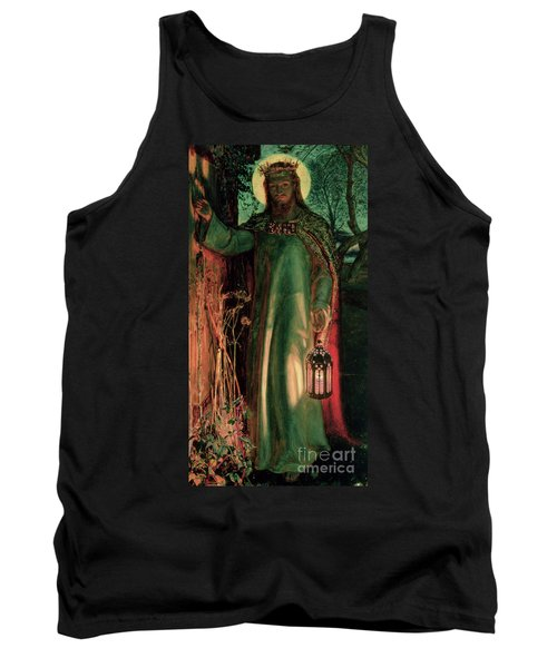 The Light Of The World Tank Top