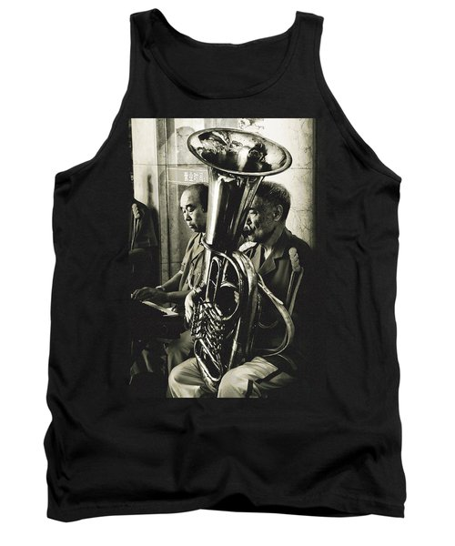The Musicians Tank Top