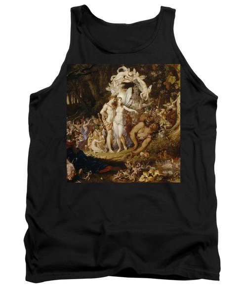The Reconciliation Of Oberon And Titania Tank Top