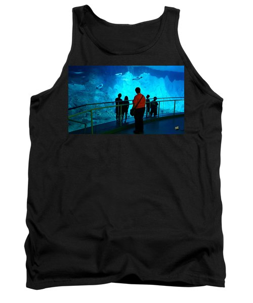 The View Down Under - 2 Tank Top