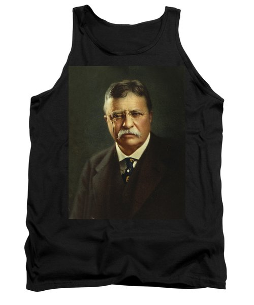 Theodore Roosevelt - President Of The United States Tank Top by International  Images