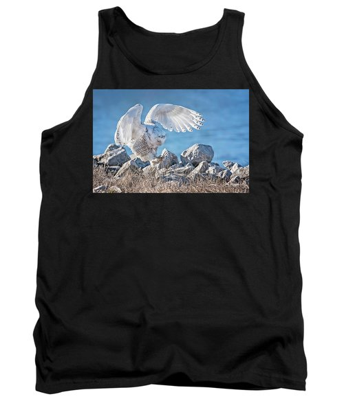 Two Point Landing Tank Top