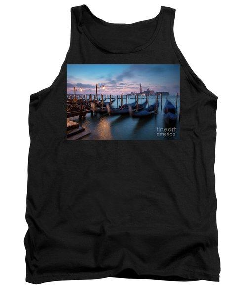 Tank Top featuring the photograph Venice Dawn by Brian Jannsen