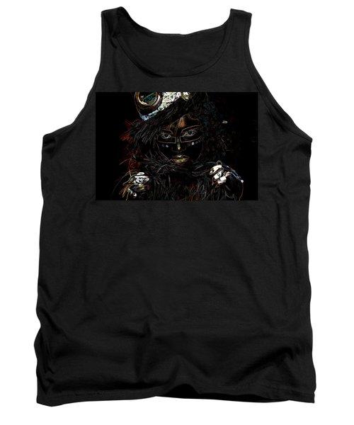 Voodoo Woman Tank Top