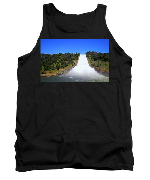 Tank Top featuring the photograph Water by AJ Schibig