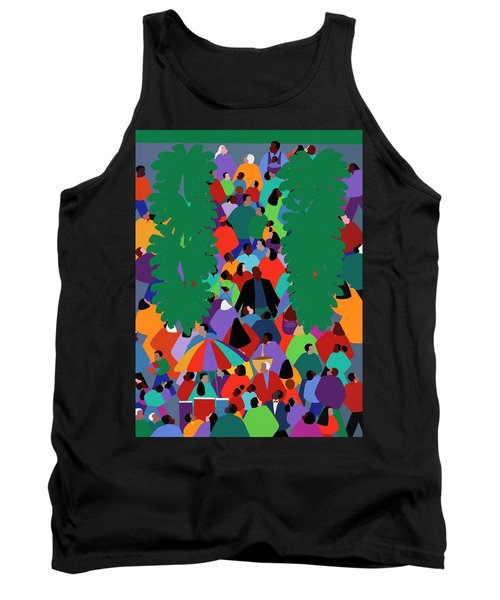 We The People Two Tank Top