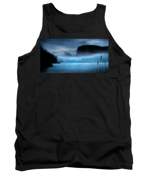 Tank Top featuring the photograph While You Were Sleeping by John Poon