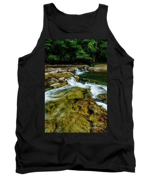 Whitaker Falls In Summer Tank Top