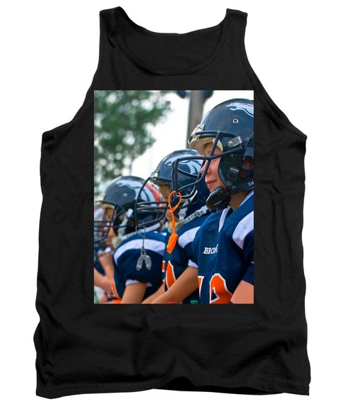 Youth Football Tank Top