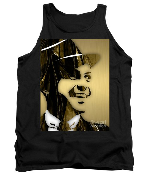 Frank Sinatra Collection Tank Top by Marvin Blaine