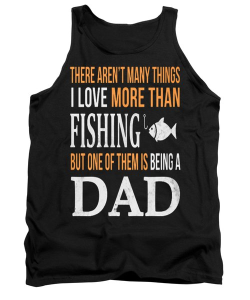 Fishing Tank Top by Thucidol